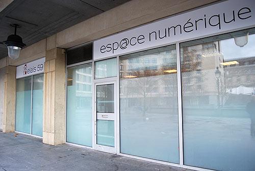 L'@nnexe - Espace Public Numérique du Relais 59 (Paris 12e)