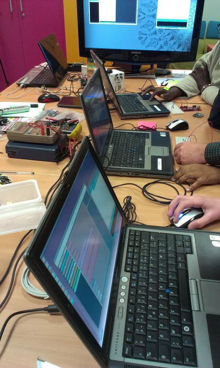 Ateliers robotique enfants, jeunes et adultes à Paris